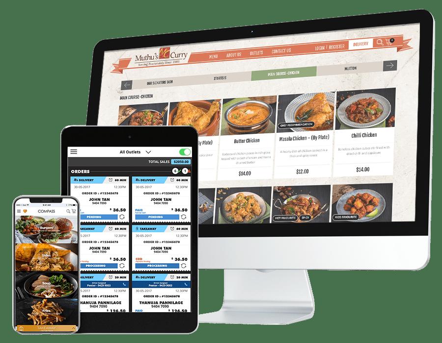 restaurants with online ordering