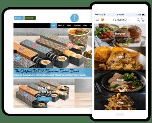 food order management system